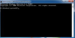 |Okno konsoli w systemie Microsoft Windows