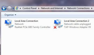 Loacal Area Connection