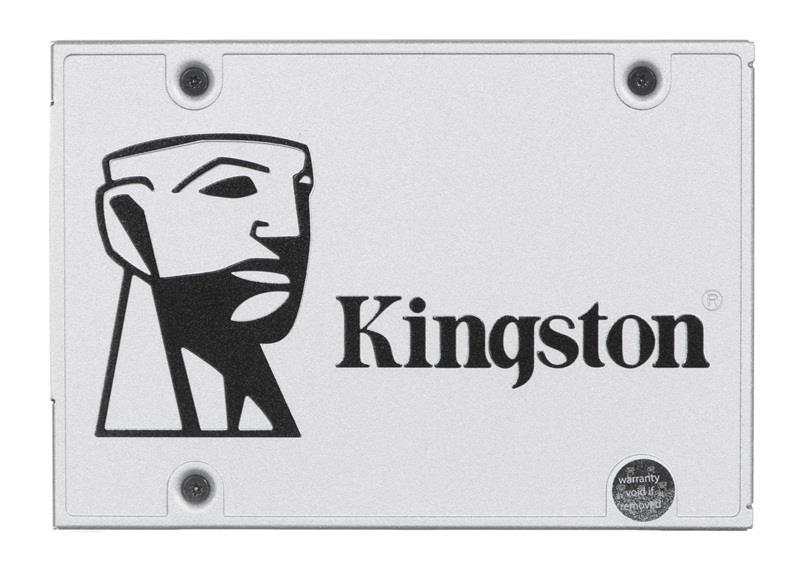 Test wydajności dysku SSD Kingston SSDNow UV400, 240 GB SUV400S37240G
