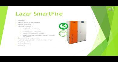 Modernizacja kotłowni – wymiana pieca na kocioł Lazar SmartFire